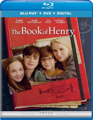 Book of Henry 08/17 Blu-ray (Rental)