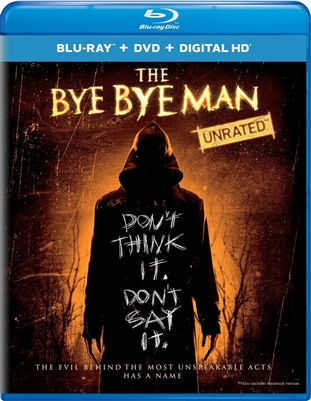 Bye Bye Man 03/17 Blu-ray (Rental)
