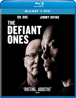 Defiant Ones Disc 1 Blu-ray (Rental)