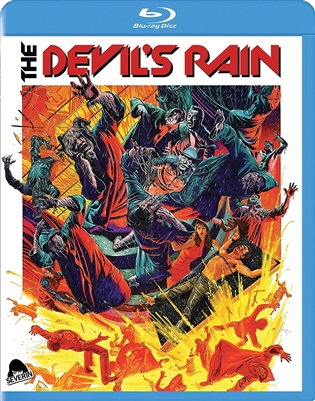Devil's Rain 10/17 Blu-ray (Rental)
