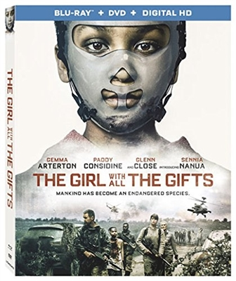 Girl with All the Gifts 03/17 Blu-ray (Rental)