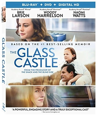 Glass Castle 09/17 Blu-ray (Rental)