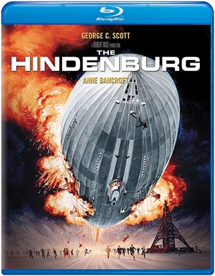 Hindenburg 02/17 Blu-ray (Rental)