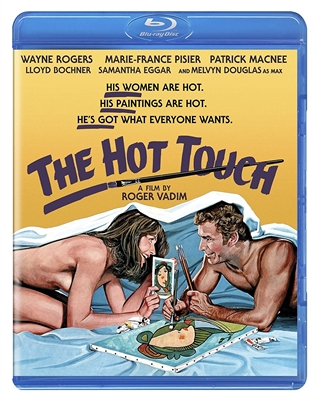Hot Touch 10/17 Blu-ray (Rental)