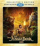Jungle Book 3D Blu-ray (Rental)