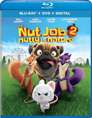 Nut Job 2: Nutty by Nature 09/17 Blu-ray (Rental)