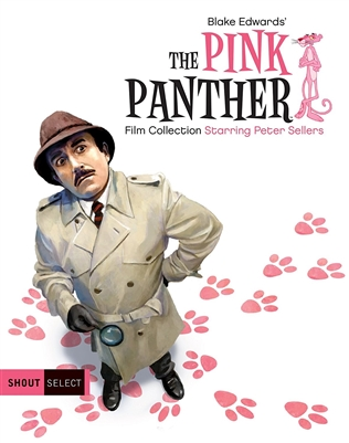 Pink Panther Film Collection Disc 1 Blu-ray (Rental)