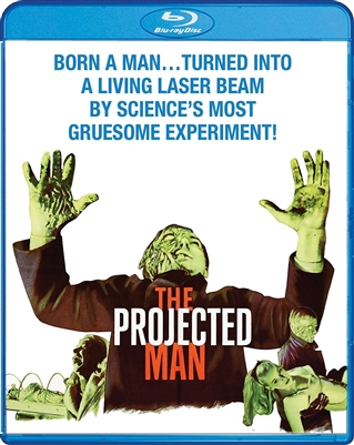 Projected Man 11/17 Blu-ray (Rental)
