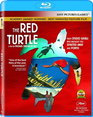 Red Turtle 03/17 Blu-ray (Rental)