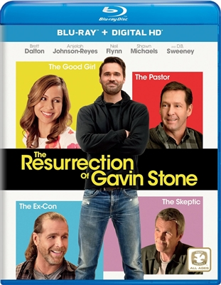 Resurrection of Gavin Stone 04/17 Blu-ray (Rental)