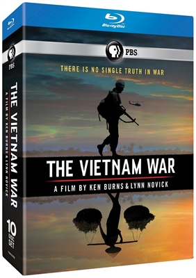 Vietnam War Disc 7 Blu-ray (Rental)