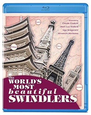 World's Most Beautiful Swindlers 03/17 Blu-ray (Rental)