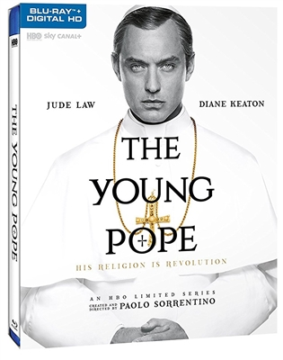 Young Pope Disc 2 Blu-ray (Rental)