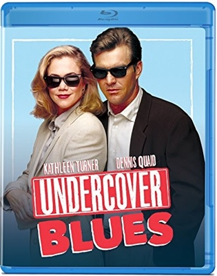 Undercover Blues 04/16 Blu-ray (Rental)