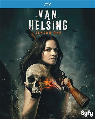 Van Helsing Season 1 Disc 2 Blu-ray (Rental)