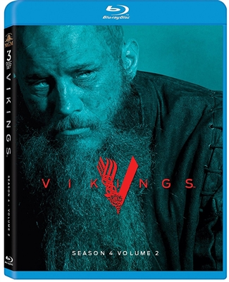 Vikings: Season 4 Volume 2 Disc 3 Blu-ray (Rental)