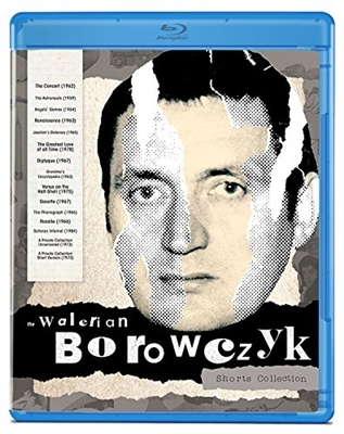 Walerian Borowczyk - Short Films Collection 03/17 Blu-ray (Rental)
