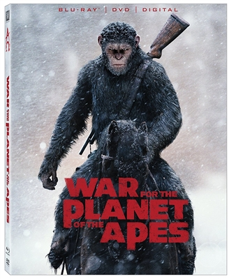 War for the Planet of the Apes 09/17 Blu-ray (Rental)