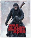 War for the Planet of the Apes 3D Blu-ray (Rental)