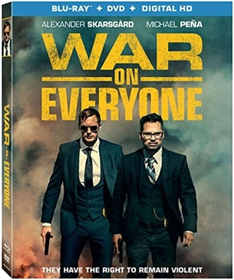War on Everyone 02/17 Blu-ray (Rental)