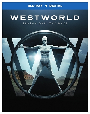Westworld Season 1 Disc 3 Blu-ray (Rental)