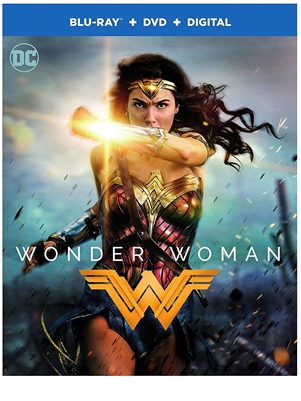 Wonder Woman 08/17 Blu-ray (Rental)