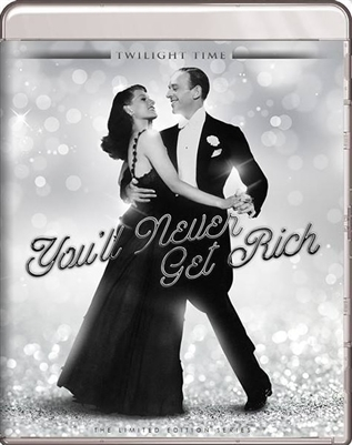 You'll Never Get Rich 04/17 Blu-ray (Rental)
