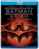 Batman & Robin Blu-ray (Rental)