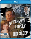 (Pre-order - ships 02/20/18) Farewell, My Lovely / The Big Sleep 12/17 Blu-ray (Rental)
