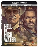 Hell Or High Water 4K UHD Blu-ray (Rental)