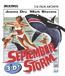 September Storm 3D Blu-ray (Rental)