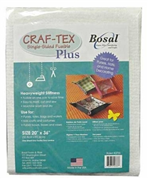 Craft-Tex Plus Single Sided Fusible