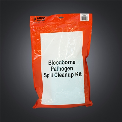 Blood Borne Pathogen Spill Clean Up Kit