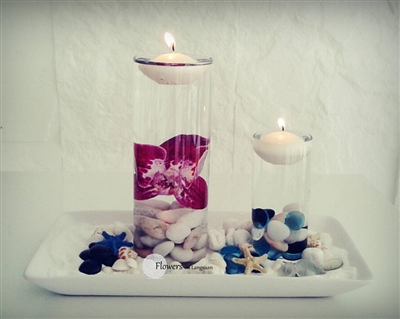 Floating Candle Display