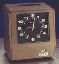 REBUILT: Amano 6800 Series Time Clock