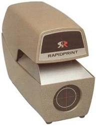 AR-E: Rapidprint Automatic Time & Date Stamp without Clock Face (G.S.A. ITEM)