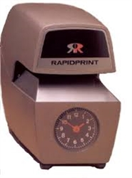 REBUILT: Rapidprint ARL-E Time Stamp