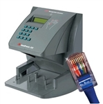 Time America HP2000E Hand Punch Biometric Clock Terminal with Ethernet