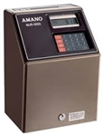 Amano MJR-8100 Rebuilt Computerized Time Recorder