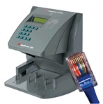NOVAtime NT 1000E Ethernet Hand Punch Terminal for 100 Employees