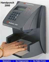 NOVAtime NT2000 Hand Scanner Reader