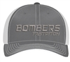 Bombers Fastpitch Grey/White