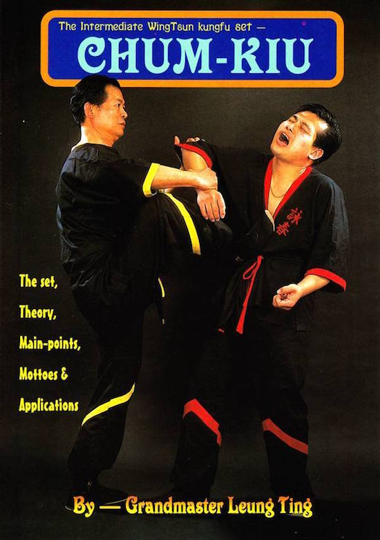 Leung Ting - Chum Kiu – The Intermediate Wing Tsun Kungfu Set