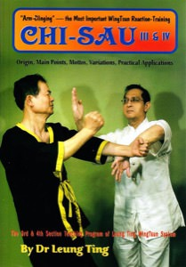 Leung Ting - Wing Tsun Chi-Sau (Section 3 and 4)
