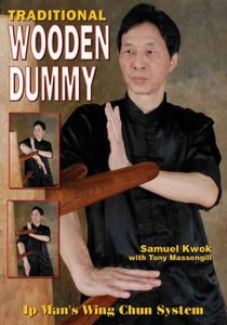 Samuel Kwok - Wing Chun Traditional Wooden Dummy