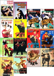 Bundle - Victor Gutierrez - Wing Tsun Collection