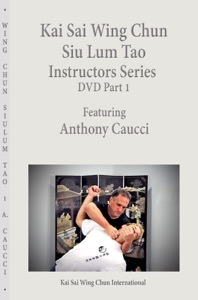 Anthony Caucci - Kai Sai Wing Chun - Instructor's Series - Siu Lum Tao - Part 1