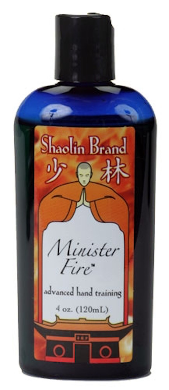Dit Da Jow - Minister of Fire 4 oz