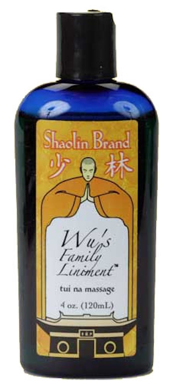 Liniment - Wu's Family Liniment - 4 oz