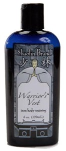 Dit Da Jow - Warrior's Vest 4 oz